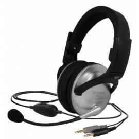 Bedienungsanleitung für Kopfhörer KOSS SB/49 schwarz/silber