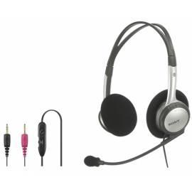 Bedienungsanleitung für SONY DR220DPVS Headset.CE7 Silber