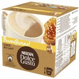 Datasheet Kapsel Espresso KRUPS Café AuLait pro 16 Stück