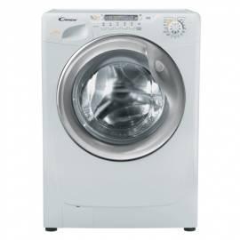 Handbuch für Waschmaschine mit Wäschetrockner CANDY Grand - über GO W465D white