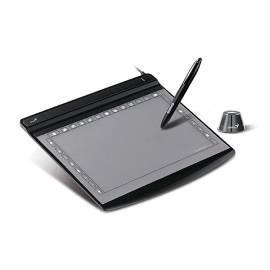 GENIUS G-Pen F610 Tablet (31100050100) schwarz - Anleitung