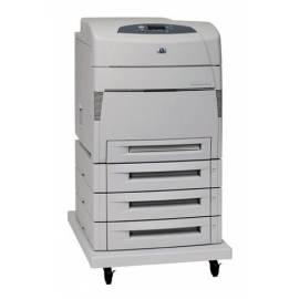 PDF-Handbuch downloadenDrucker HP Color LaserJet 5550hdn (Q3717A #430) grau