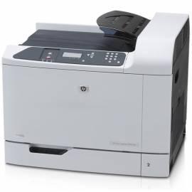 HP Color LaserJet CP6015dn-Drucker (Q3932A # B19)-grau - Anleitung