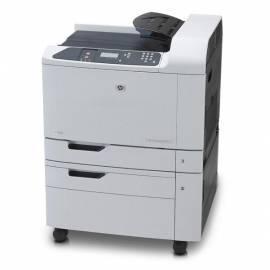 PDF-Handbuch downloadenHP Color LaserJet CP6015xh-Drucker (Q3934A # B19)-grau