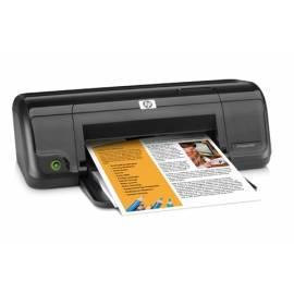 Benutzerhandbuch für HP Deskjet D1660-Drucker (CB770B # BGW) schwarz