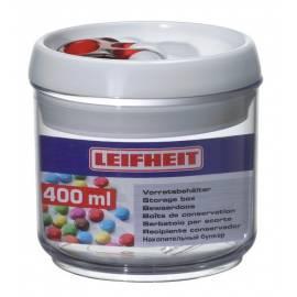 Handbuch für Lebensmittel-Container für Lebensmittel LEIFHEIT 31198