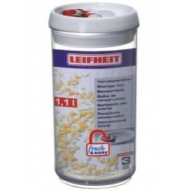 Benutzerhandbuch für Lebensmittel-Container für Lebensmittel LEIFHEIT 31201
