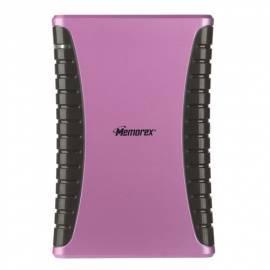 Benutzerhandbuch für externe Festplatte wesentlich MEMOREX Traveldrive 2.5