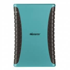 Bedienungsanleitung für externe Festplatte wesentlich MEMOREX Traveldrive 2.5