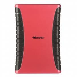 externe Festplatte wesentlich MEMOREX Traveldrive 2.5