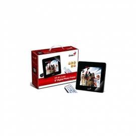 Elektronische Fotoframe GENIUS PF-801 (32420025101) Gebrauchsanweisung