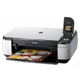 Drucker CANON Pixma MP490 (3745B009) schwarz/grau