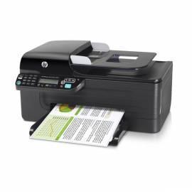 Benutzerhandbuch für HP Officejet 4500 (CB867A # BEP) schwarz
