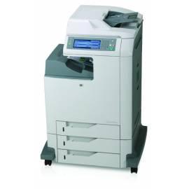 PDF-Handbuch downloadenDrucker HP Color LaserJet CM4730f (CB481A #BCT) grau