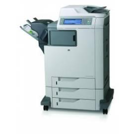 Benutzerhandbuch für Drucker HP Color LaserJet CM4730fsk (CB482A #BCT) grau