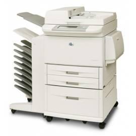 HP LaserJet M9040 (CC394A # B19) weiß Bedienungsanleitung