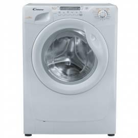 Waschmaschine mit Wäschetrockner CANDY Grand - über GO W485D/1 weiß - Anleitung