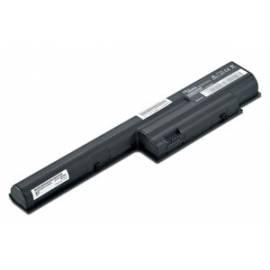 Service Manual Baterie pro notebooky FUJITSU 1st Battery ESPRIMO Mobile 6 Zellen 56Wh (S26391-F405-L840)