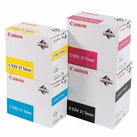 Bedienungshandbuch Toner CANON C-EXV21Bk, 26 k Seiten (0452B002) schwarz