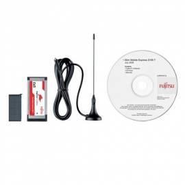 Benutzerhandbuch für Karta FUJITSU DVB-T Express Karte Slim Mobile Fernsehtuner (S26391-F7125-L2)