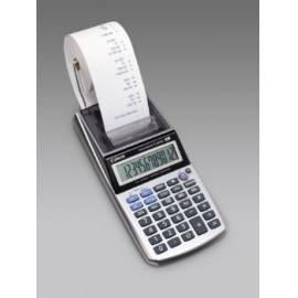Taschenrechner, CANON P1-DTSC (2494B002) schwarz/silber