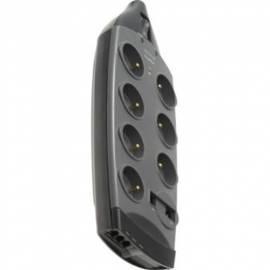BELKIN Ãœberspannungsschutz zum Schutz der 230V (F9M724ep2M-GRY) schwarz