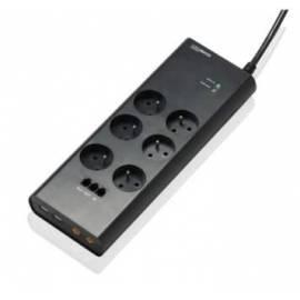 Service Manual Überspannungsschutz BELKIN 230V, 6 Schubladen, tel/AV/2xUSB, 2 m (BM106212ca2M) schwarz