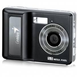Benutzerhandbuch für Digitalkamera GENIUS G-Shot 501 V2 (32300099101) schwarz