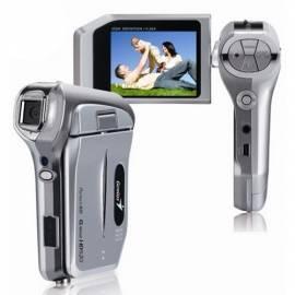 Datasheet Digitalkamera GENIUS G-Shot HD520 (32300086101) Silber