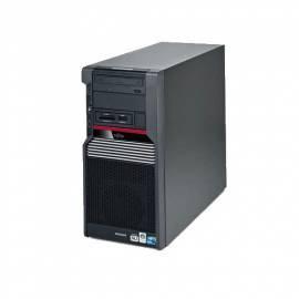 Handbuch für Desktop, FUJITSU Celsius X 5 (LKN: X5000W0001CZ) schwarz