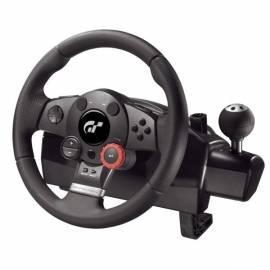 Bedienungsanleitung für Volant LOGITECH Driving Force GT (941-000021) schwarz