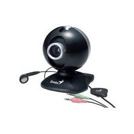 Benutzerhandbuch für Webcam GENIUS i-Look 300 (32200130101) schwarz