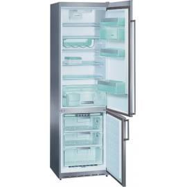 Datasheet Kombination Kühlschrank mit Gefrierfach, SIEMENS KG39M390