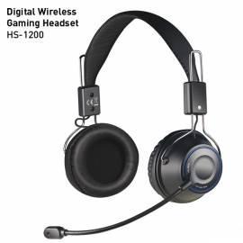 Headset CREATIVE LABS HS-1200 Wireless (51EF0170AA000) schwarz Bedienungsanleitung