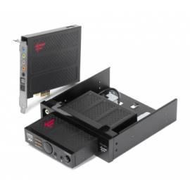 Soundkarte CREATIVE LABS X-Fi Titanium Fatal1ty Champion., PCI-E (70SB088600005) Bedienungsanleitung