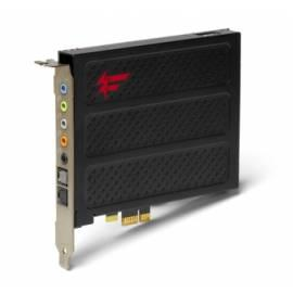 Handbuch für Soundkarte CREATIVE LABS X-Fi Titanium Fatal1ty PRO, PCI-E (70SB088600000)