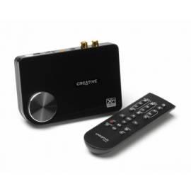 Bedienungsanleitung für Sound Karte CREATIVE LABS X-Fi Surround 5.1 (70SB109000002)