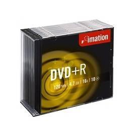 PDF-Handbuch downloadenAufnahme-Medien ist IMATION DVRIM0050 (i21747)
