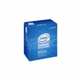 Prozessor INTEL Celeron Dual-Core E3400 BOX (BX80571E3400) - Anleitung