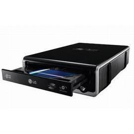 CD/DVD Mechanika LG GE20LU LS 10x10x20x20x USB2 extern - Anleitung