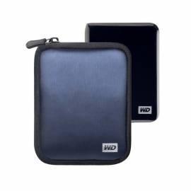 Zubehör WESTERN DIGITAL My Passport Case (WDBABK0000NBL-WASN) blau Gebrauchsanweisung