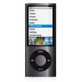 MP3-Player APPLE iPod Nano 16GB (mc062qb/a) schwarz Bedienungsanleitung