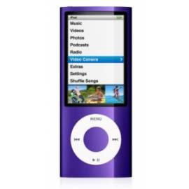 Handbuch für MP3-Player APPLE iPod Nano 16GB (mc064qb/a) violett