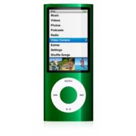 Benutzerhandbuch für MP3-Player APPLE iPod Nano 16GB (mc068qb/a) grün