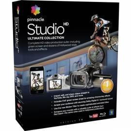 Handbuch für Software PINNACLE Pinnacle Studio 14 Ultimate Collection (8202-26267-61)