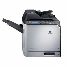 Printer KONICA MINOLTA Magicolor 4695MF (A0FD022) Bedienungsanleitung