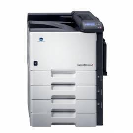 Benutzerhandbuch für Printer KONICA MINOLTA Magicolor 8650DN (A02E02A)
