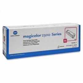 Bedienungsanleitung für Toner KONICA MINOLTA MC2300/2350 (4576415) rot