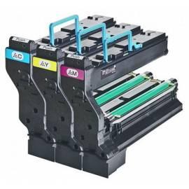 Benutzerhandbuch für Toner KONICA MINOLTA MC5430 (9960A1710594001) rot/blau/gelb/Pink