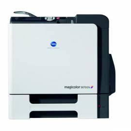 Bedienungshandbuch Drucker KONICA MINOLTA Magicolor 1650en-d (9968000002)